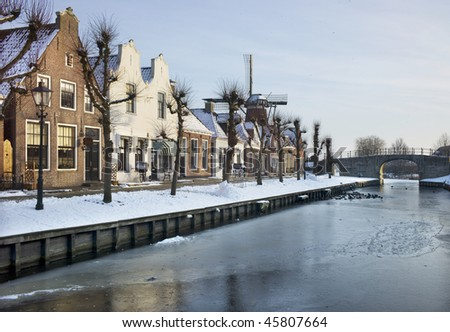Sloten (the Netherlands)