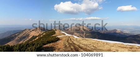 Slovakia beauty, Fatra mountain spring