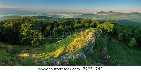 Slovakia nature - Nitra