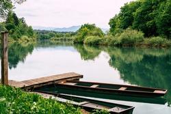 Slovenia - Amazing park in Novo Mesto