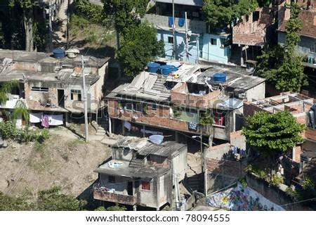 Slum - Chapeu Mangueira, Rio de Janeiro