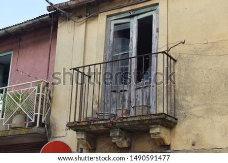 Small Balcony Door 4