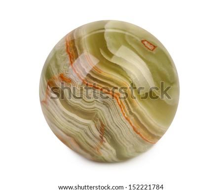 small ball of jasper