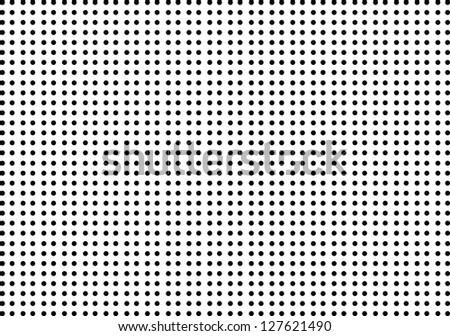 Dot Black And White Shutterstock Small Black Dots