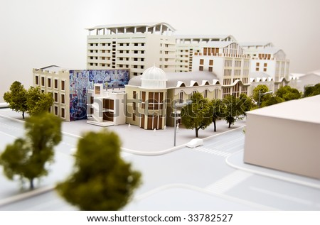 Small buildings model