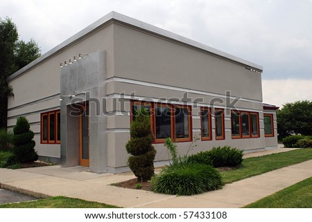 Small Business Building #57433108