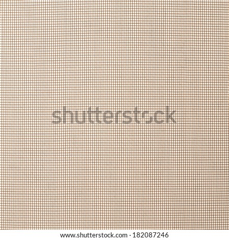 Small cell mosquito net texture as a background fragment