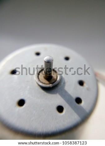 small electro engine #1058387123