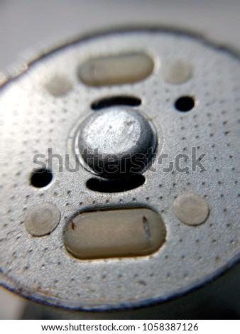 small electro engine #1058387126