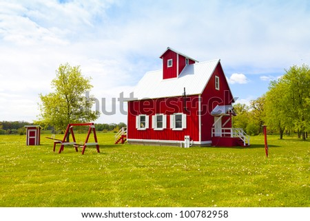 Small Farm House