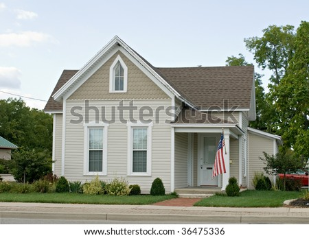Small Mid-west House