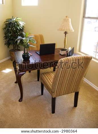 Small Office Interior Design on Small Office Interior Design Stock Photo 2980364   Shutterstock