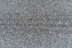 Small rocks or gravel used for construction of buildings, roads and for landscaping. Granular abstract uniform grainy surface. Break stone background. Road gravel. Gravel texture.
