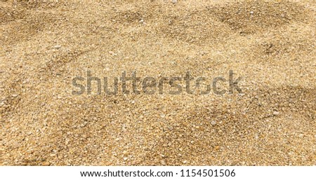 Small sea pebbles background, gravel. Stones pebble background texture. #1154501506