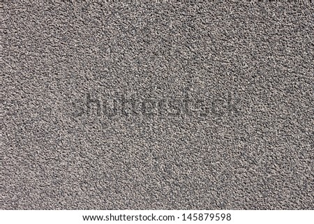 Small stone road as background texture