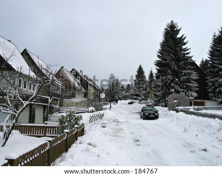 Pictures Of Germany In Winter. Winter.