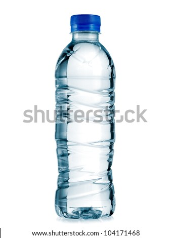 Small water bottle