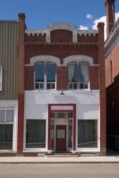 Smalltown storefront