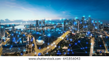 smart city and internet of...