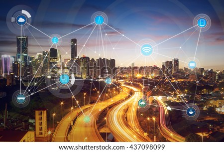 smart city and wireless...