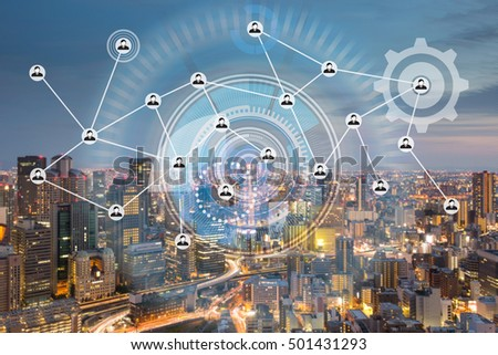 Smart city Internet of Things and Information Communication Technology #501431293