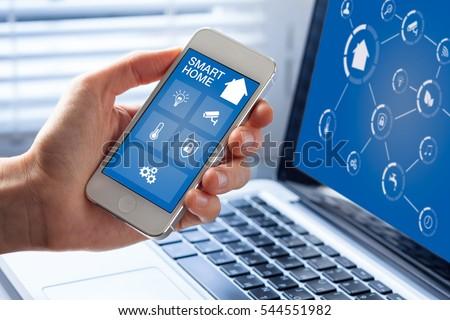smart home automation app...