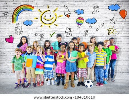 Shutterstock Smart kids