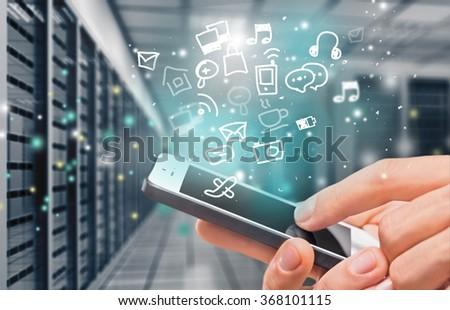 Smart Phone. #368101115