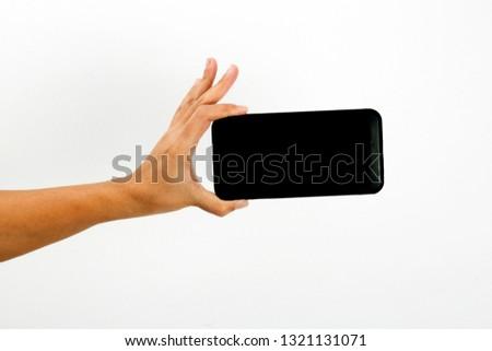 Smart Phone,Black Telephone,mobile phone, smart phone,