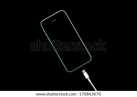 smart phone recharging battery