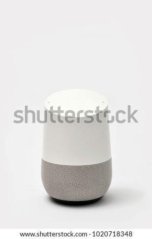 Smart Speaker Device