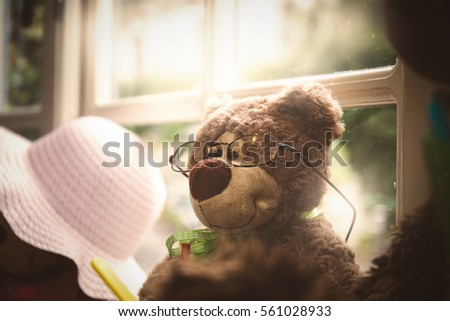 Shutterstock Smart Teddy Bear