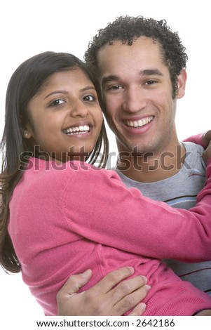 Smiling Couple