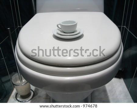 Smiling toilet #974678