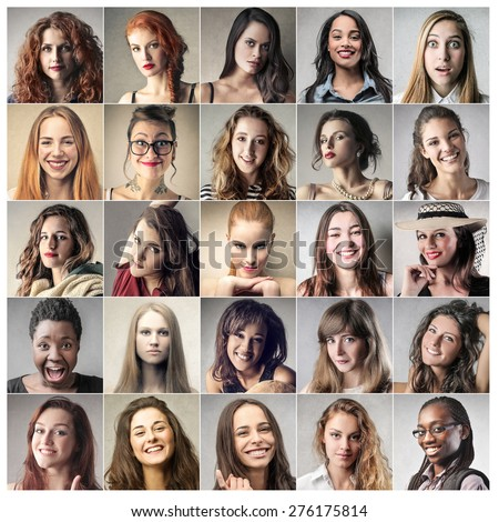 Smiling women #276175814