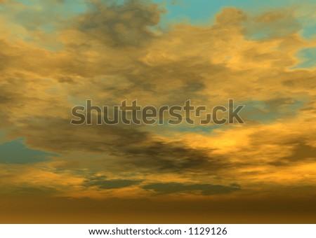 Smog Yellow Sky