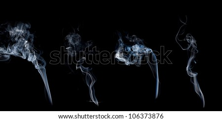 Smoke art isolate abstract, VALUE BUNDLE COLLECTION