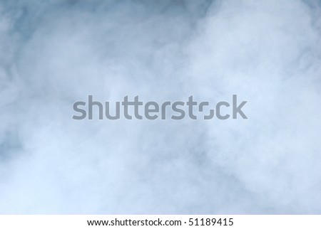 smoke background - stock photo
