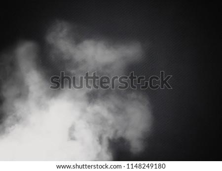 smoke Black abstract background texture wallpaper - Shutterstock ID 1148249180