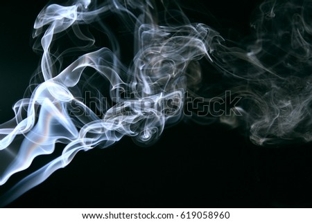 Smoke Photo As Wallpaper Is A Collection Of Airborne Solid And Liquid Particulates