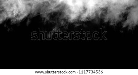smoke stock image - Shutterstock ID 1117734536