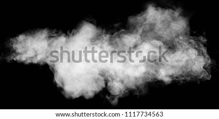 smoke stock image #1117734563