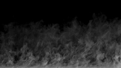 smoke texture rising bottom to top