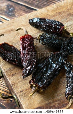 Smoke-dried-jalapeno Images and Stock Photos - Avopix com