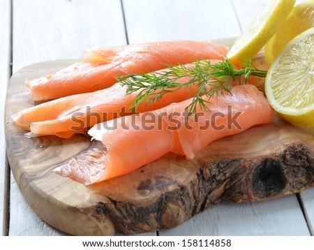 Shutterstock Smoked Salmon