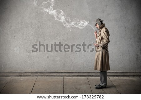 smoking investigator