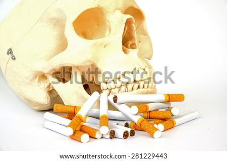 Smoking kills, Stop smoking. Smoking concept.