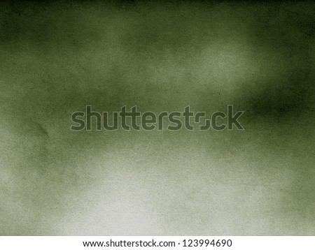 Smoky green  background