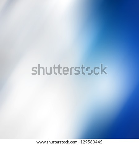 Smooth blue abstract background #129580445