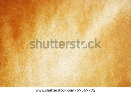 Smooth elegant golden of satin - stock photo